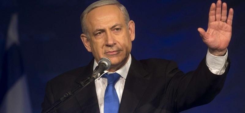 Netanjahu komoly pofonokat kapott otthon a budapesti vizit előtt