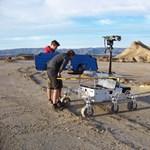 Magyarok tesztelik az űreszközt, amelyik 2020-ban megfúrná a Mars felszínét