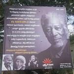 Fotó: Mandela helyett tényleg Morgan Freeman került egy indiai plakátra
