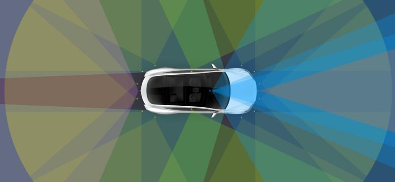 Elüsse-e a vezető nélküli autónk a gyalogost, ha ezzel megmenti az életünket?