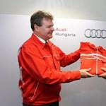 Már tízezren dolgoznak az Audinál Győrben