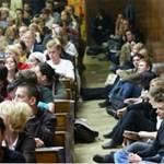 Újabb teremfoglalások a Bécsi Egyetemen