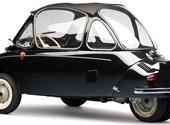 1956 négykerekűi: buborékautó, Trabant-előd és egy fura BMW
