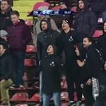 Megint egy magyar focistán álltak bosszút a Hajduk ultrái