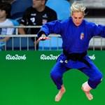 Ezüstérmes lett Csernoviczki Éva a tel-avivi cselgáncs-Európa-bajnokságon