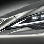 Íme az új csúcs-Lexus, a felfrissített LS