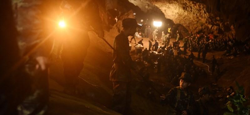 Múzeumot csinálnak a thai gyerekeket foglyul ejtő barlangból