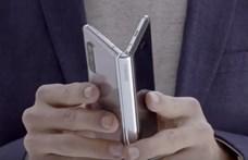 Készen van? Hamarosan (újra) bemutathatja a Samsung a hajlítható Galaxy Foldot