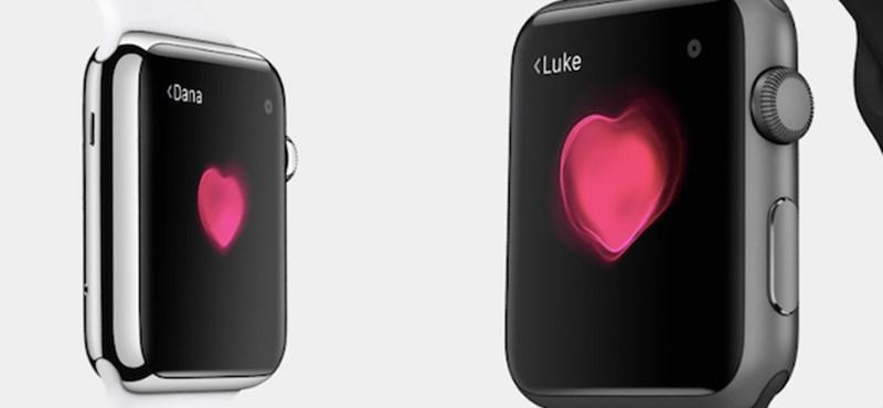 Meglepő pontossággal jelzi a cukorbetegséget az Apple okosórája