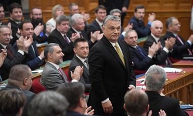Ennél nem lehetett volna fenyegetőbb Orbán: az étvágya nem csitul