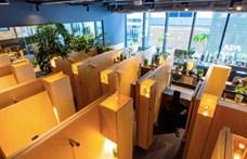 Japánban a Starbucksból is lehet dolgozni, és nem is akárhogyan