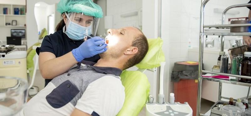 Hétfőtől nem csak sürgős esetben lehet fogorvoshoz menni