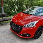 Peugeot 208 facelift: ez most egy gyári tuning?