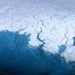Óriási területen olvadt el a jég az északi-sarkvidéken