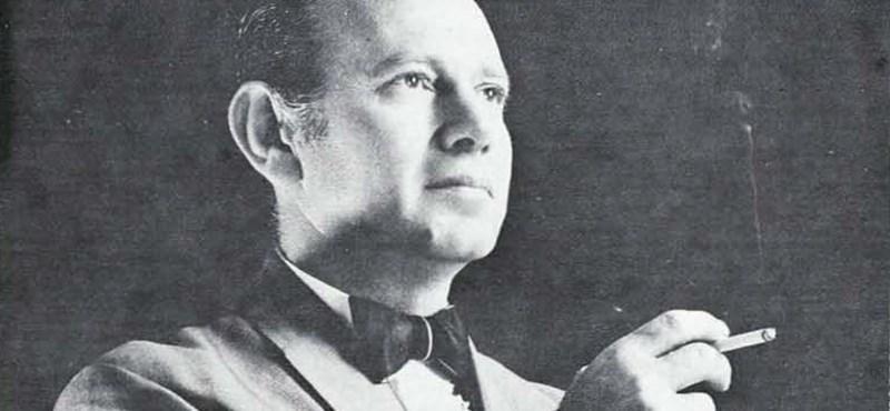 100 évesen elhunyt Tihany, a cirkuszos