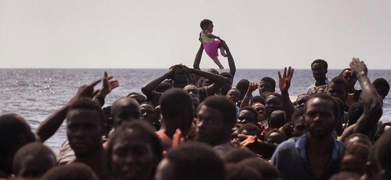 Soha ennyi menekült nem halt meg a Földközi-tengeren