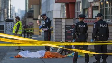 Elítélték a tíz ember halálát okozó torontói gázolás elkövetőjét