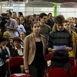 Botrányos megnyitó az Educatio-kiállításon