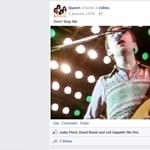 Elképesztő Facebook-videó a rock történetéről