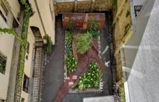 30 miliót szórhat ki Budapest a gangok zöldítésére