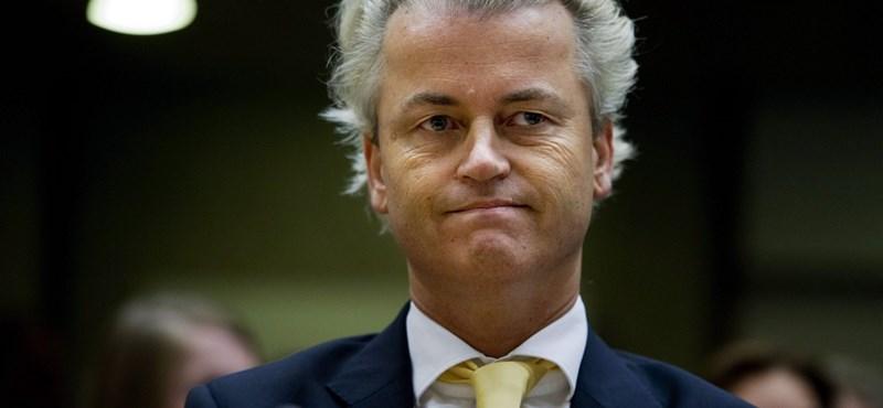 Veszélyben a holland kormánykoalíció, előrehozott választás jöhet