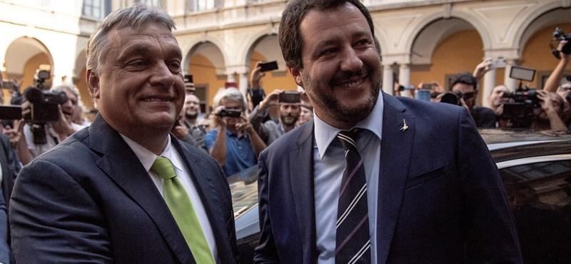 Bezárná éjszakára a bevándorlók üzleteit Salvini