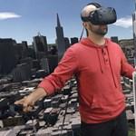 Videó: Ebben a játékban kipróbálható, milyen óriásként kalandozni egy nagyvárosban