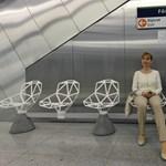 Naponta 160 ezren utaznak a 4-es metróval