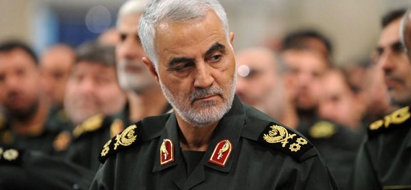 Amerikai drónok végeztek Irán egyik legbefolyásosabb vezetőjével