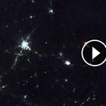 Hiába nézte este, így biztos nem látta a Perszeidákat – egy űrbéli kamera is rögzítette a meteorrajt