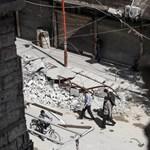 Húszezer ember halt meg a szíriai harcokban az idén