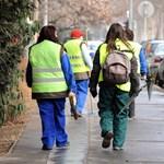 Minden nap több száz 18 évesnél fiatalabb közmunkás dolgozik