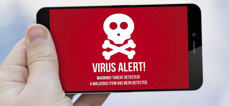 810 ezer új androidos vírust találtak – mindössze 3 hónap alatt