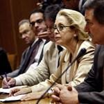 Fotó: Kinevezték Görögország első női miniszterelnökét