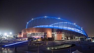 A katari vb-stadionok több ezer élet árán épülnek