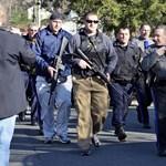 Iskolai lövöldözés: 26 embert öltek meg Connecticutban