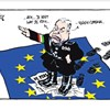 Fasiszta diktátorként ábrázolja Orbánt egy holland újság