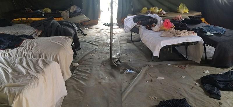 Bicskéről a legborzalmasabb táborba szállították a menedékkérőket