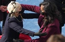Michelle Obama szettjével nehéz volt versenyezni az elnöki beiktatáson