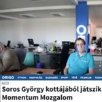 Újra kérdőre vonná az origós újságírót a Momentum elnöke