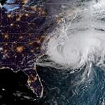 Négy ember meghalt a Florence hurrikán pusztításában