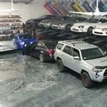 Ritkaságokkal teli autógyűjteményt rakott össze magának egy amerikai drogkereskedő