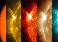 Most először sikerült észlelni a Nap papíron 1947-ben felfedezett titokzatos hullámait