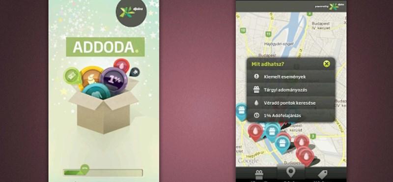 Egy alkalmazás, amivel akár a véradást is segítheti a mobilunk