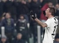 Fejesgól döntött a Derby d'Italián - videó