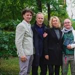 Felavatták Czeizel Endre mellszobrát Budapesten