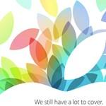 Hivatalos: jövő kedden jönnek az új iPadek