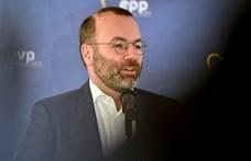 Manfred Weber: Ha nem lenne járvány, már kizárták volna a Fideszt a Néppártból