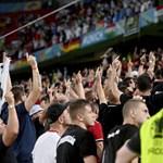 Egyik szurkolótábor sem tisztelte a másik himnuszát a magyar–német meccsen