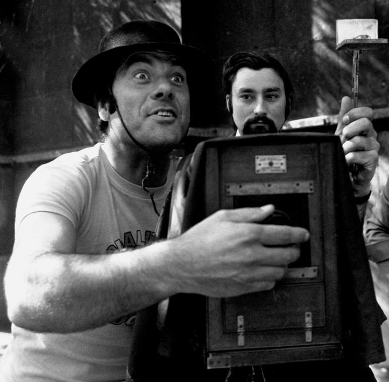 Andor Tamás (Apám néhány boldog éve) - Filmgyári capriccio nagyitas